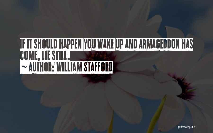 William Stafford Quotes 912835