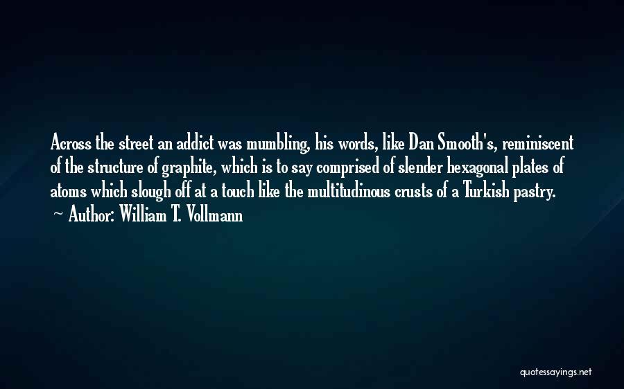 William T. Vollmann Quotes 703892