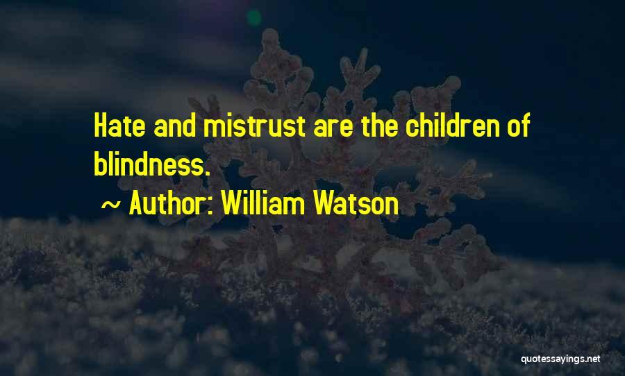 William Watson Quotes 1270814