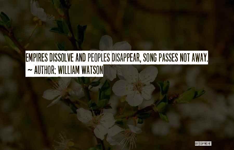 William Watson Quotes 2022495