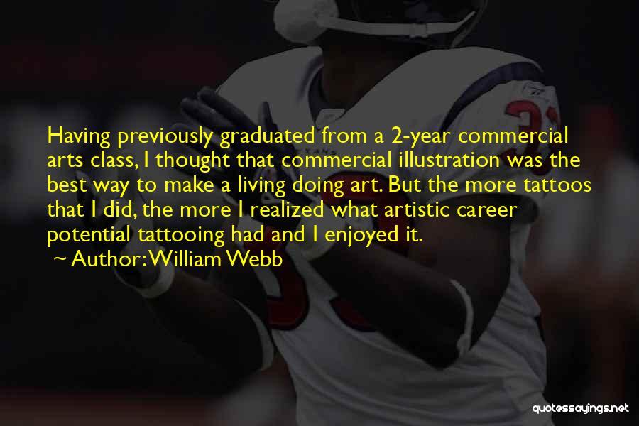 William Webb Quotes 1633478
