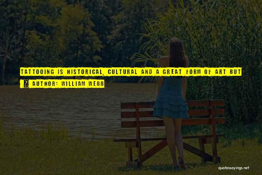 William Webb Quotes 544548