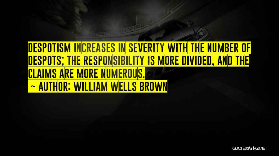 William Wells Brown Quotes 1273739