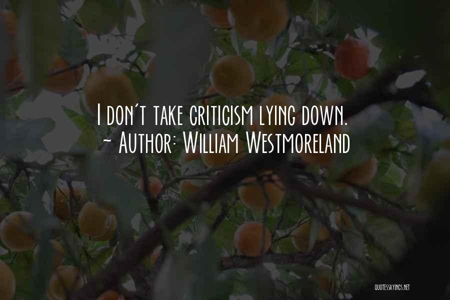 William Westmoreland Quotes 1264323