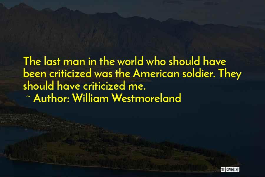 William Westmoreland Quotes 139328