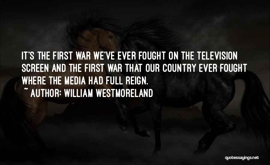 William Westmoreland Quotes 2210367
