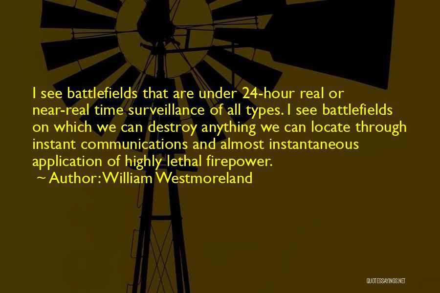 William Westmoreland Quotes 520106