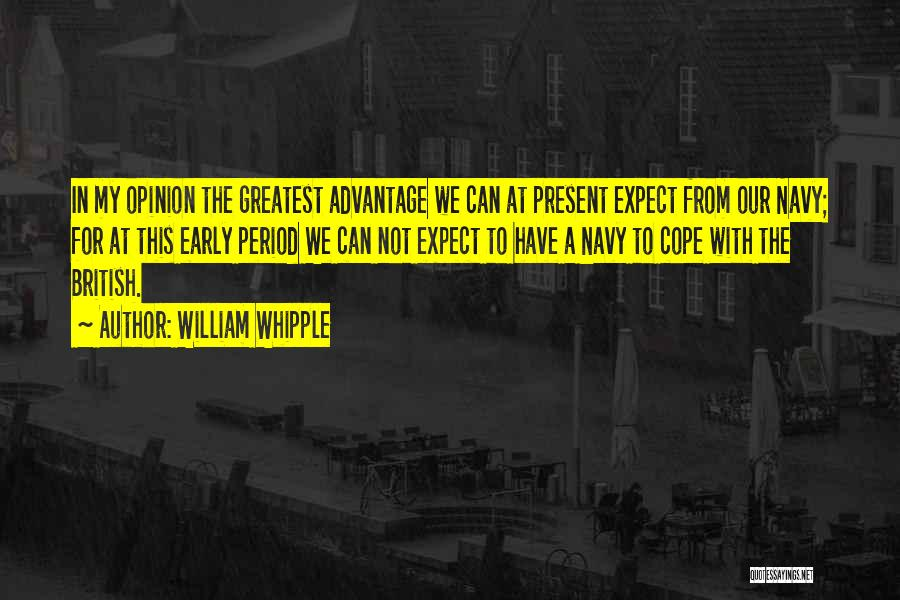 William Whipple Quotes 1501974