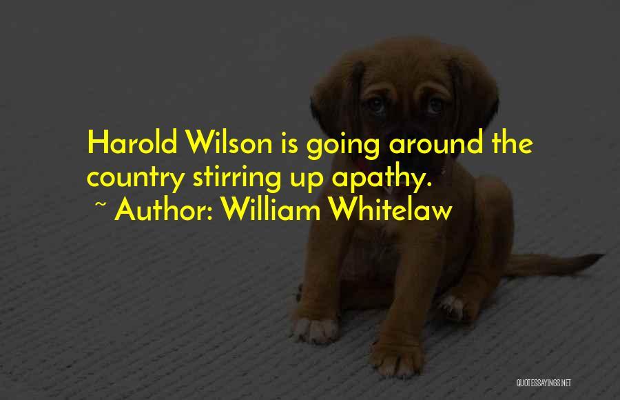 William Whitelaw Quotes 1362560