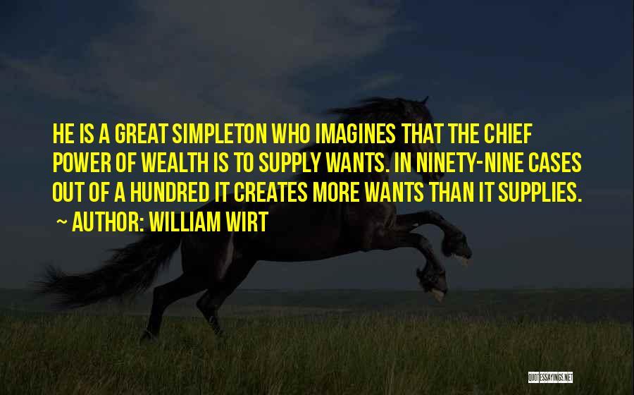 William Wirt Quotes 1393273