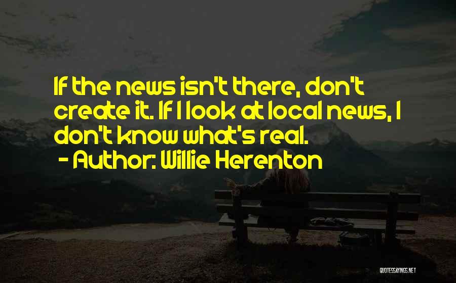 Willie Herenton Quotes 1505786