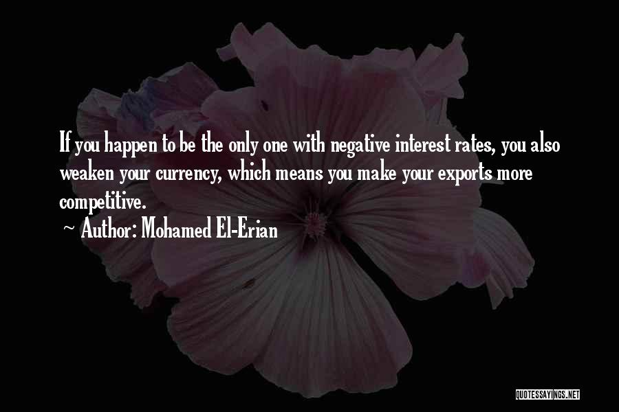 Willing Things To Happen Quotes By Mohamed El-Erian