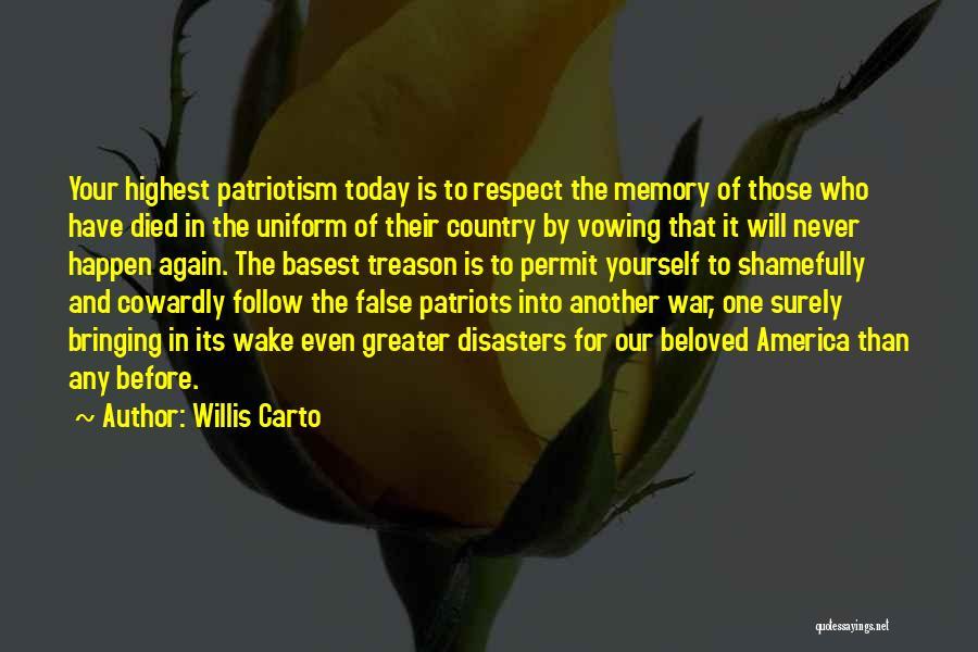 Willis Carto Quotes 82651