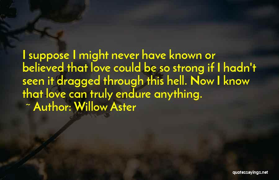 Willow Aster Quotes 1147551