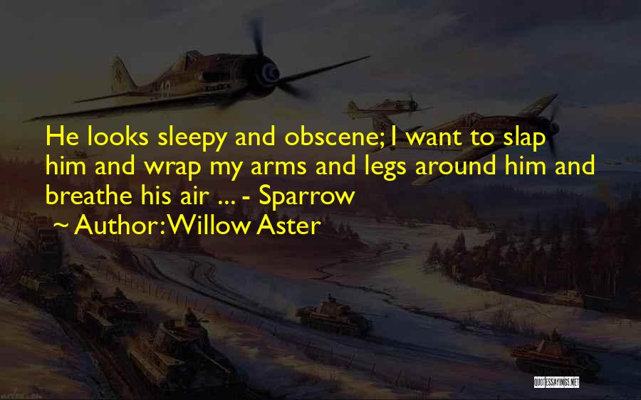 Willow Aster Quotes 760609