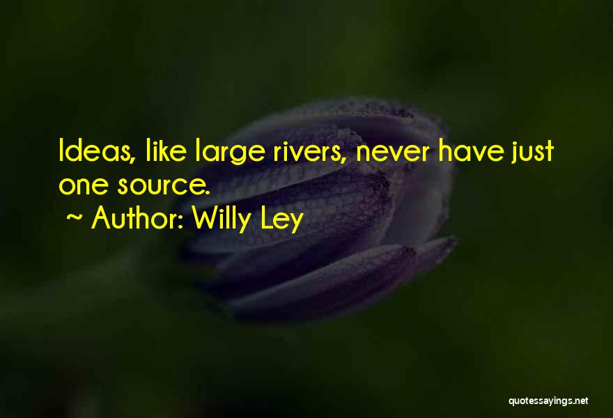 Willy Ley Quotes 408610
