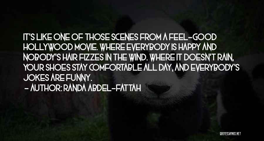 Wind And Friends Quotes By Randa Abdel-Fattah
