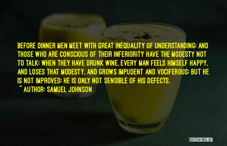 Wine Drunk Quotes By Samuel Johnson