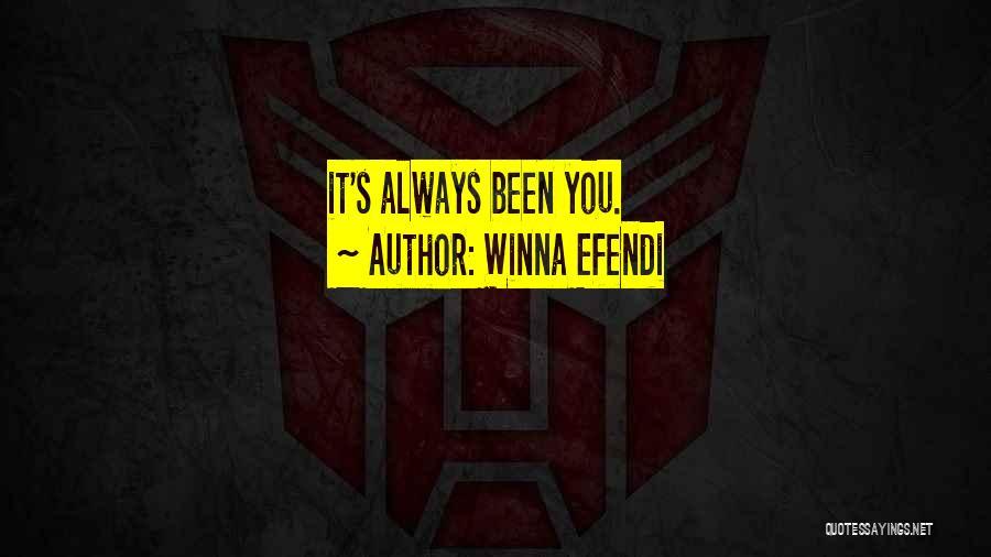 Winna Efendi Quotes 1494910