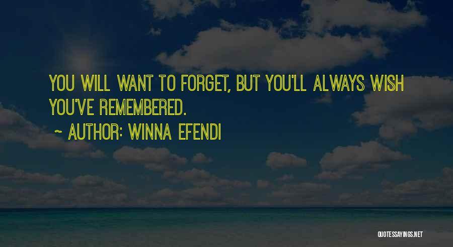Winna Efendi Quotes 1565866