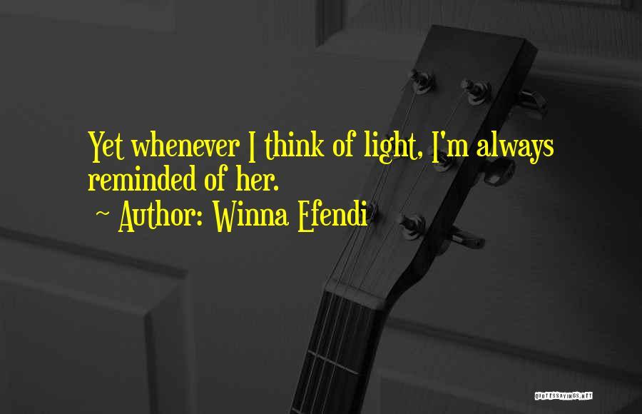 Winna Efendi Quotes 1613438