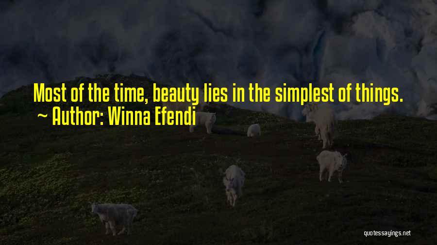Winna Efendi Quotes 1747450