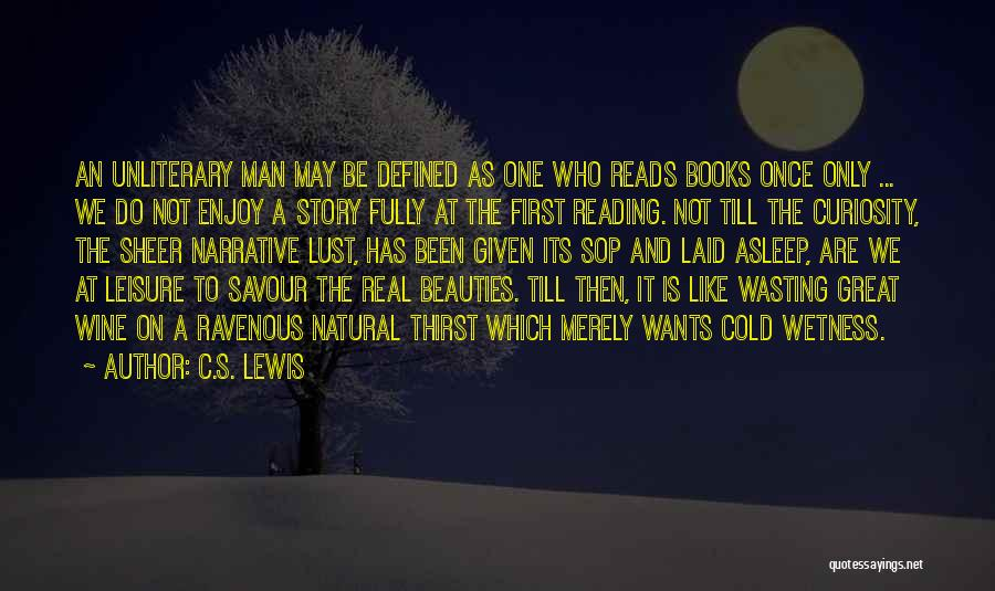 Winnie The Pooh And A Day For Eeyore Quotes By C.S. Lewis