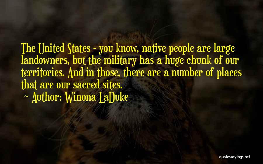 Winona LaDuke Quotes 1027139