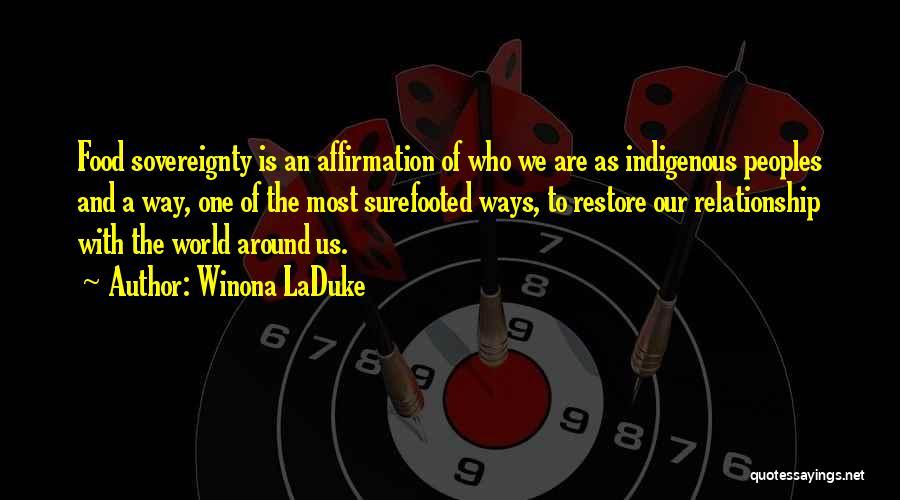 Winona LaDuke Quotes 1094119
