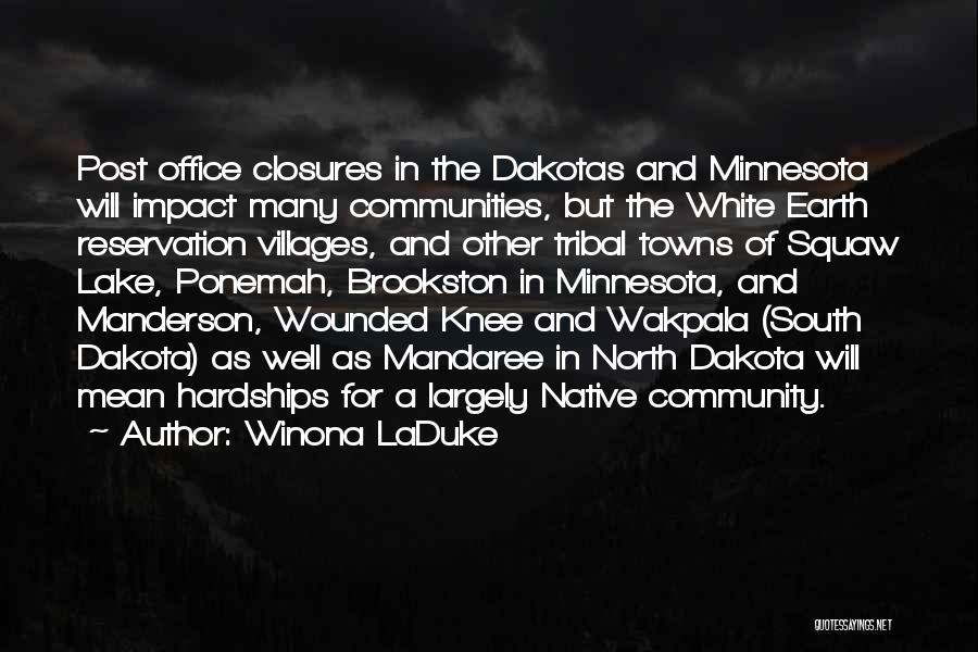 Winona LaDuke Quotes 1106854