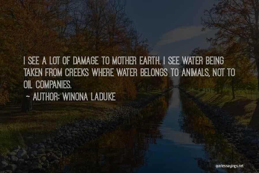 Winona LaDuke Quotes 1133376