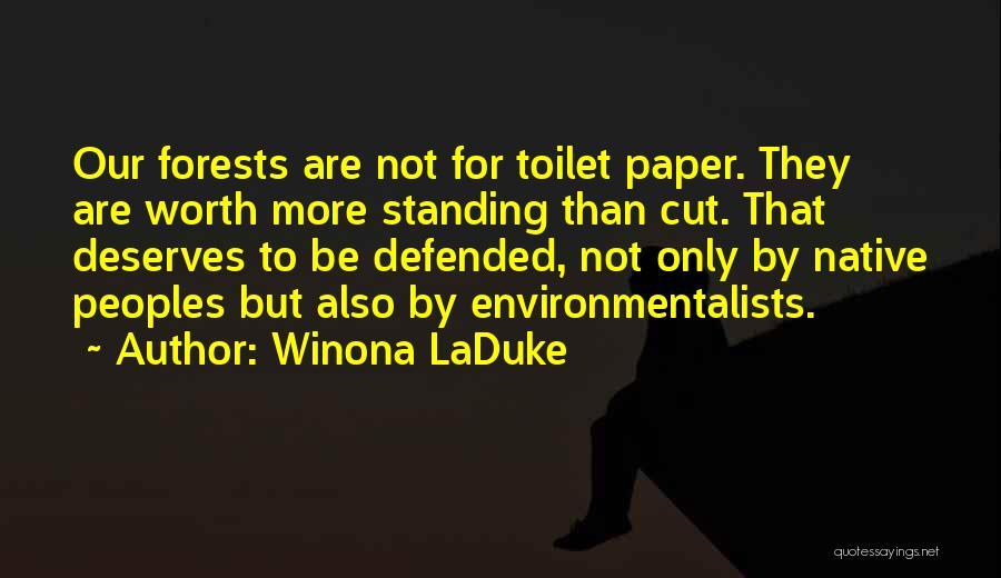 Winona LaDuke Quotes 1176497