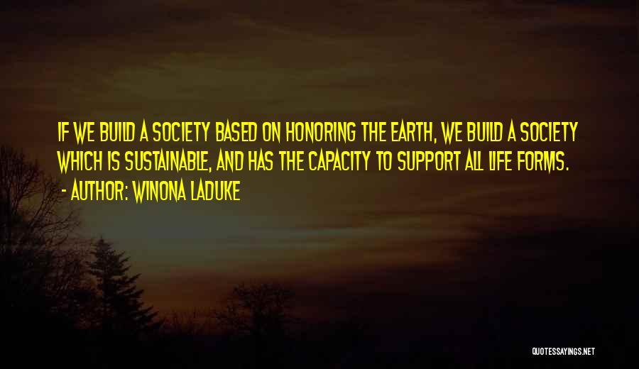 Winona LaDuke Quotes 1273913