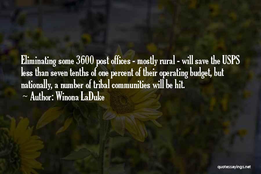 Winona LaDuke Quotes 1415292