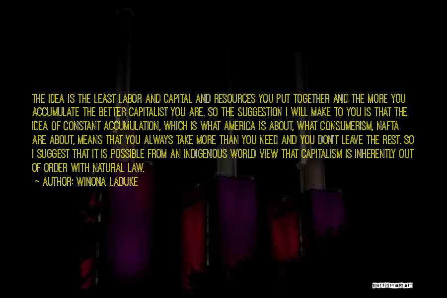 Winona LaDuke Quotes 1543749