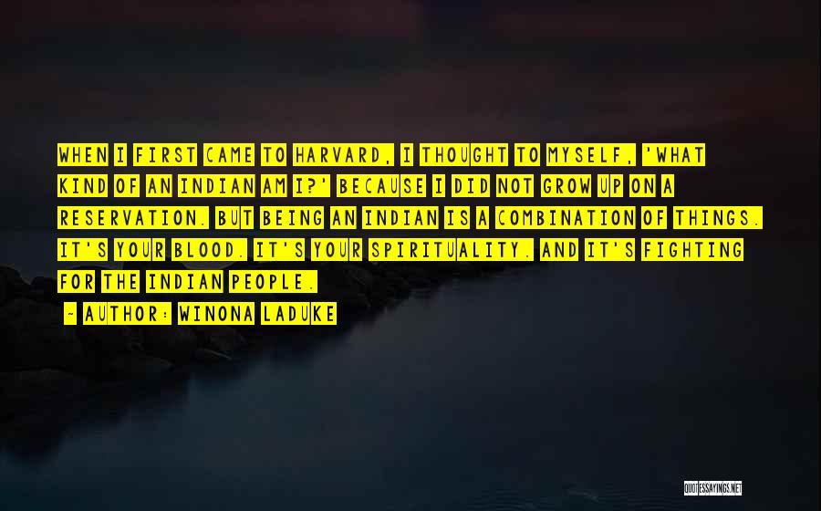 Winona LaDuke Quotes 1544197