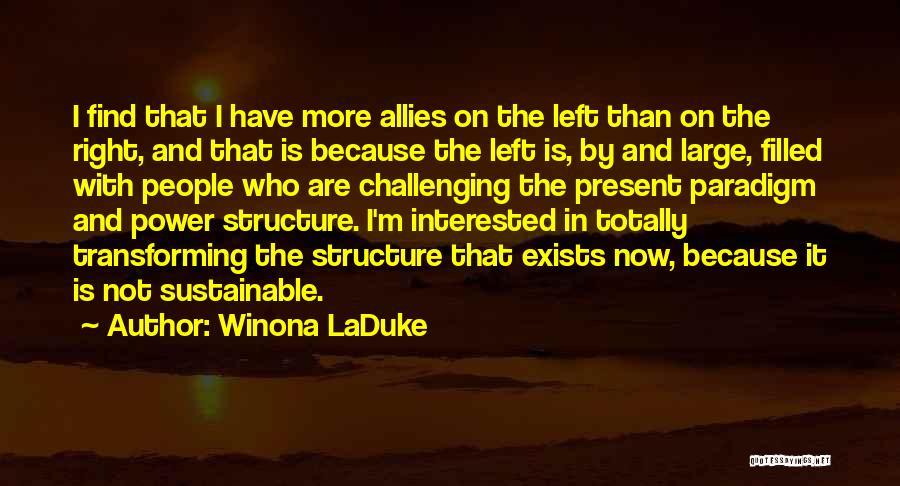 Winona LaDuke Quotes 1563221