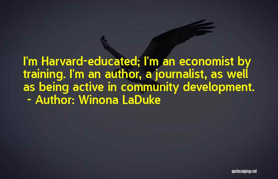 Winona LaDuke Quotes 1758017
