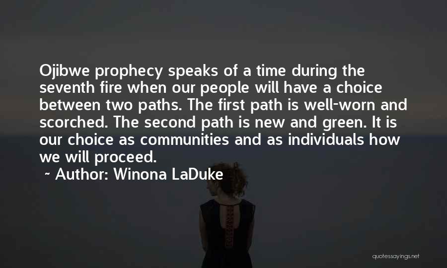 Winona LaDuke Quotes 1802620