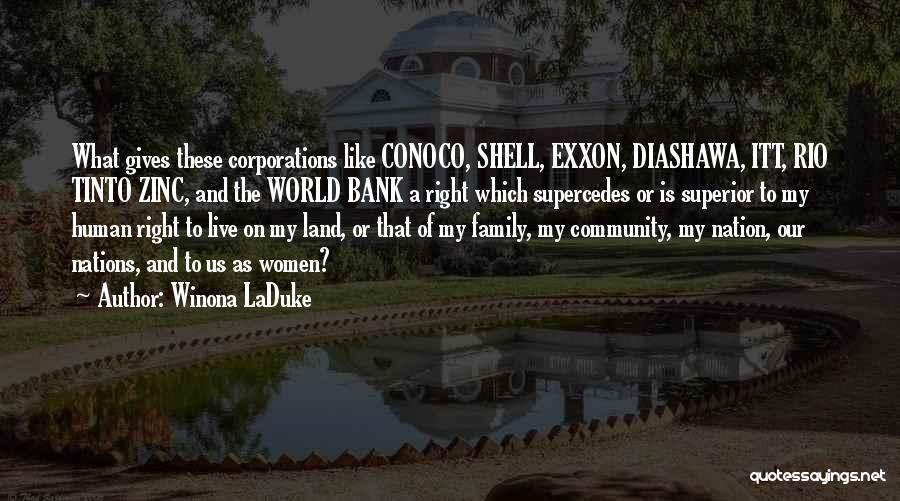 Winona LaDuke Quotes 1886178