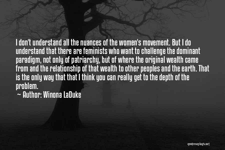 Winona LaDuke Quotes 189342