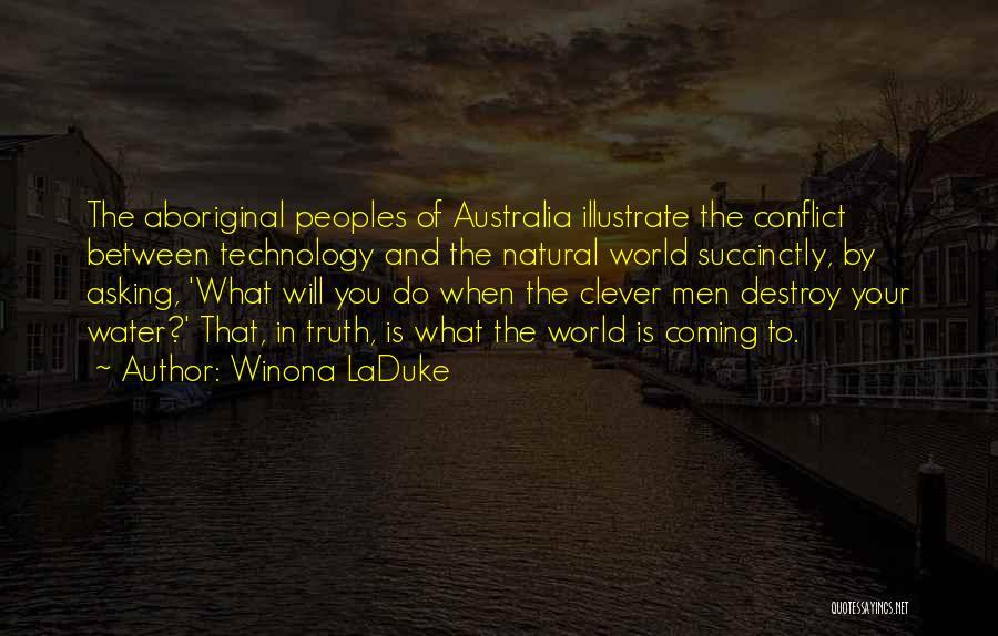 Winona LaDuke Quotes 1965077