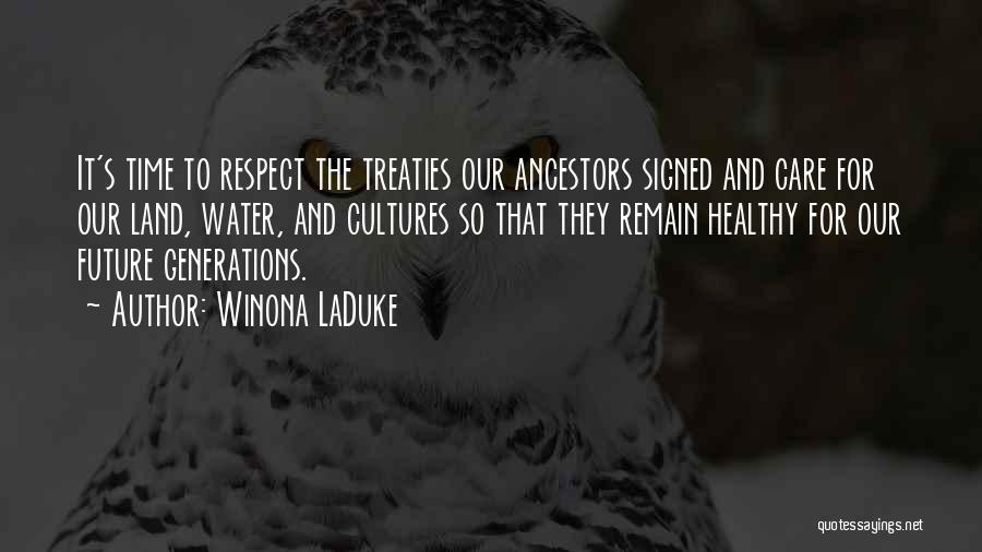 Winona LaDuke Quotes 1998796