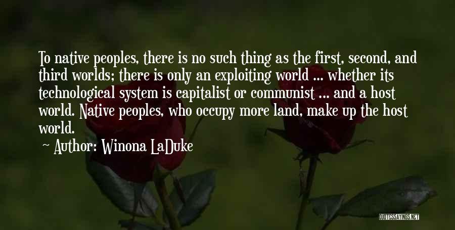 Winona LaDuke Quotes 2047388