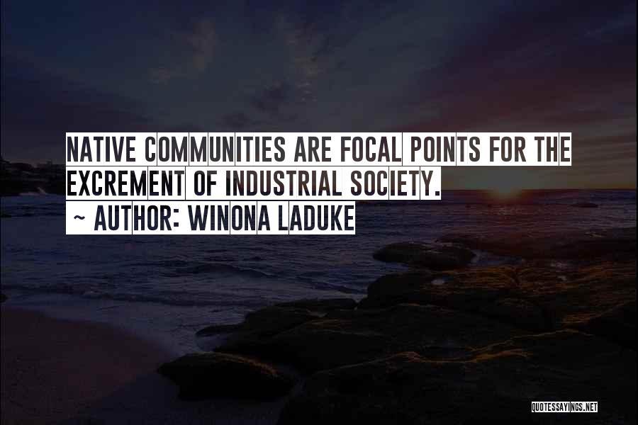 Winona LaDuke Quotes 2067574