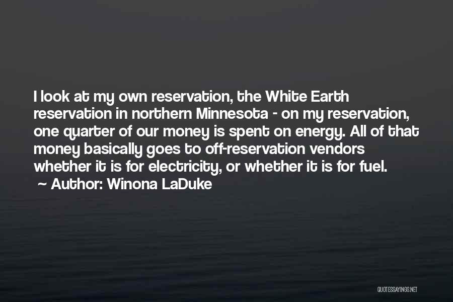 Winona LaDuke Quotes 2070516