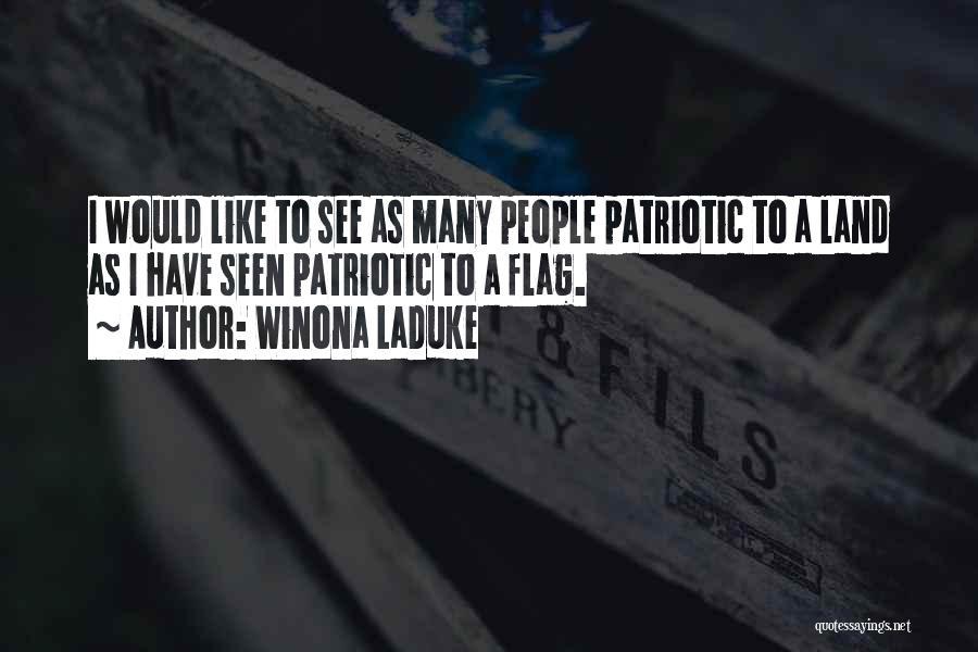 Winona LaDuke Quotes 2139724