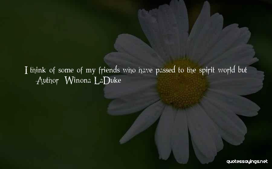Winona LaDuke Quotes 264176
