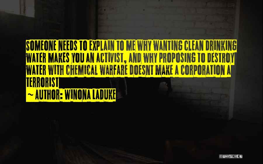 Winona LaDuke Quotes 503435