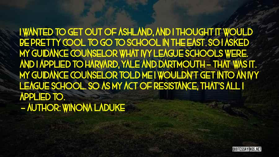 Winona LaDuke Quotes 670997